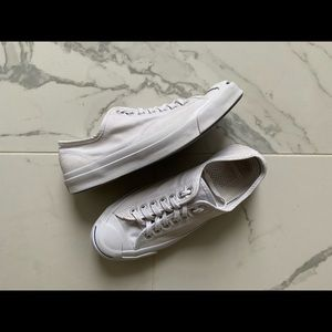 Jack Purcell Converse Mens Size 8 White